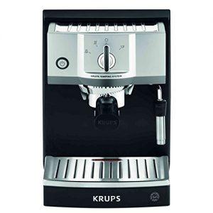 Krups-XP562030-Cafetera-Independiente-Espresso-machine-Acero-inoxidable-Acero-inoxidable-Caf-Caf-expreso-0