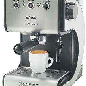 Ufesa-CE7141-Mquina-de-caf-1050-W-color-plata-y-negro-0